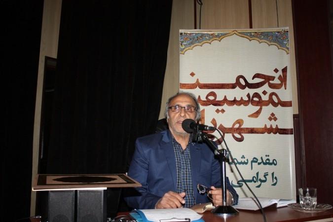 برگزاری پنجمین نشست تخصصی انجمن موسیقی شهرستان شهریار با موضوع بررسی سازهای بادی