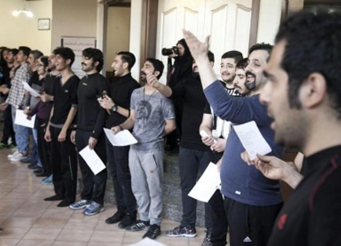 برگزاری کارگاه بازیگری درشهرستان شهریار
