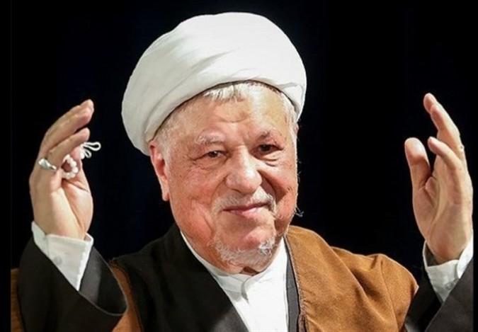 مراسم چهلمین روز درگذشت آیتالله هاشمی رفسنجانی برگزار شد
