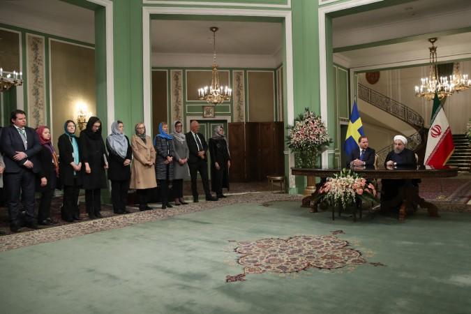 ظرفیت ها برای توسعه روابط تهران – استکهلم گسترده است /اراده ایران و سوئد، توسعه و تعمیق همکاریهای مشترک است