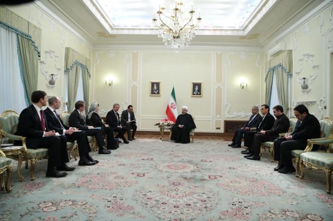 ایران از تعمیق روابط با کشورهای عضو اتحادیه اروپا در همه حوزه ها استقبال می کند / جمهوری اسلامی ایران تا زمانی که طرف های مقابل به تعهداتشان پایبند باشند، پای تعهداتش خواهد ایستاد