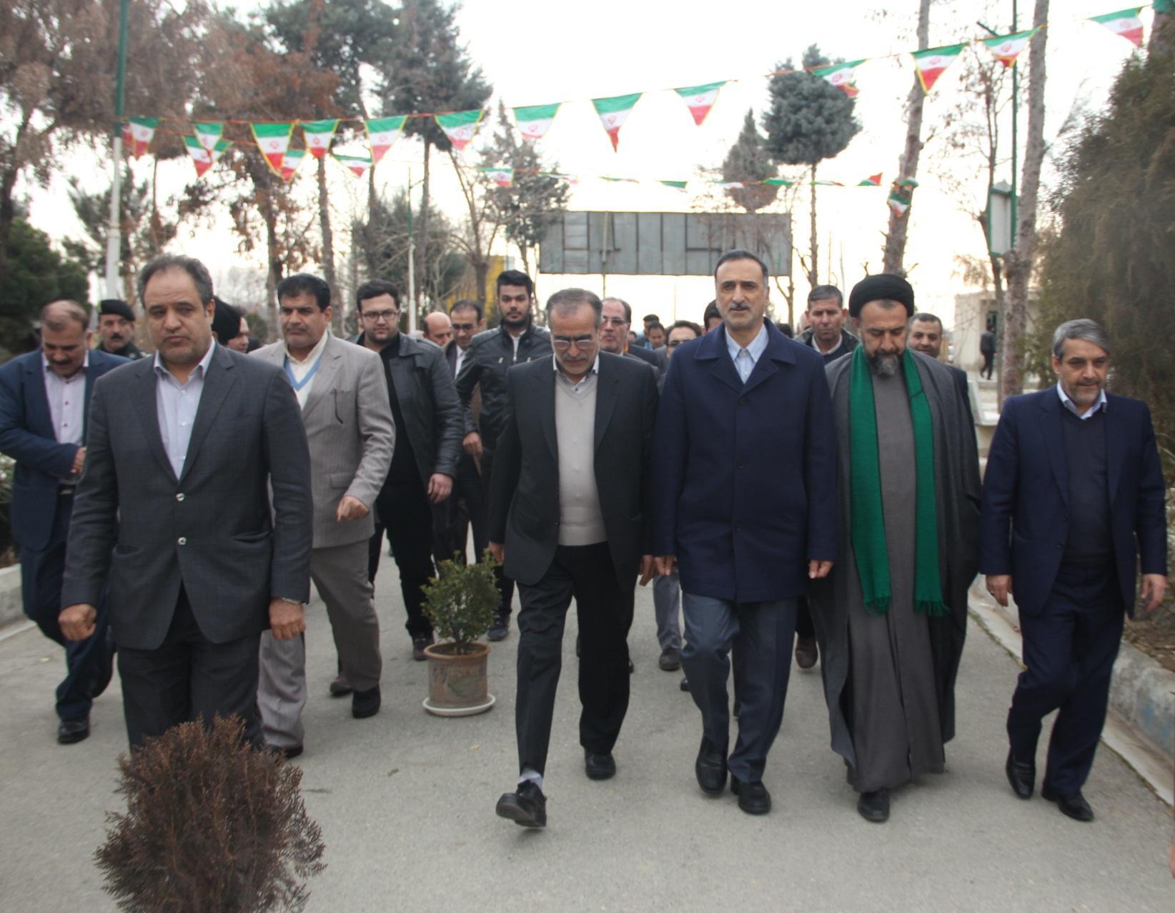 بازدید وزیر آموزش و پرورش از چند واحد آموزشی شهرستان ملارد