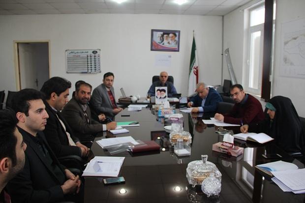 برگزاری دومین جلسه ستاد انتخابات شهرستان ملارد