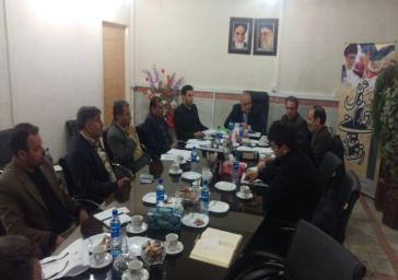 ستاد تنظیم بازار شهرستان ملارد تشکیل جلسه داد