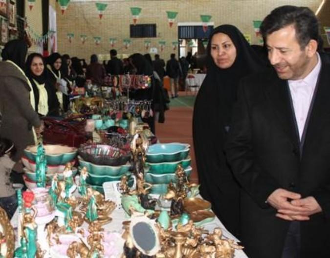 برگزاری اولین جشنواره بانوی قدسی در شهرستان قدس