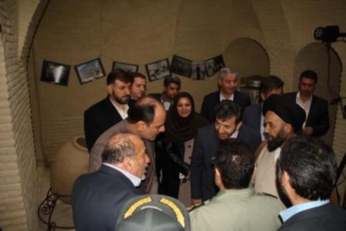 مدیریت اداره میراث فرهنگی شهرستان قدس از افتتاح حمام تاریخی شهرقدس خبر داد
