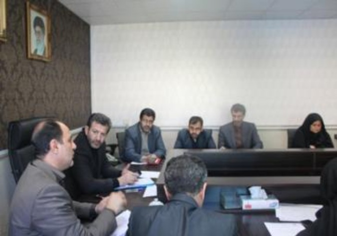 جلسه هماهنگی ستاد انتخابات شهریار قدس