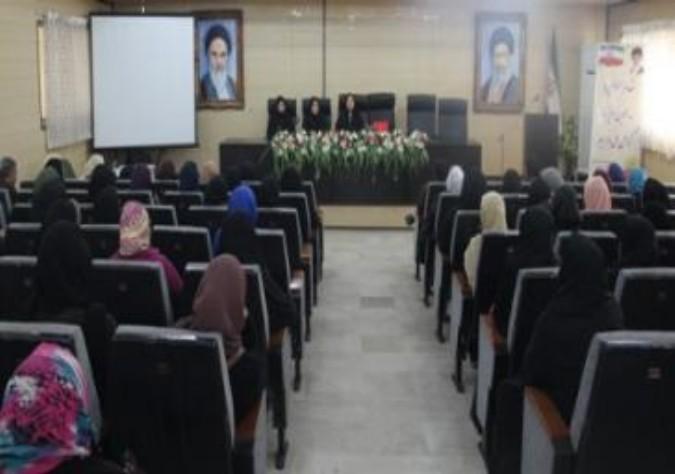 جلسه هماهنگی برگزاری افتتاحیه بازارچه نوروزی بانوی قدسی