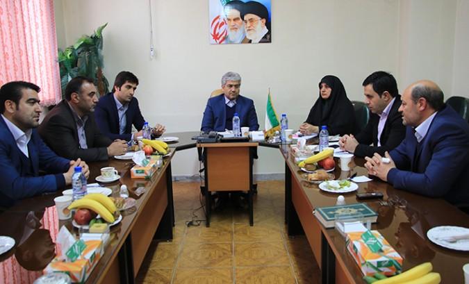 جلسه شورای اسلامی شهرستان شهریار برگزار شد