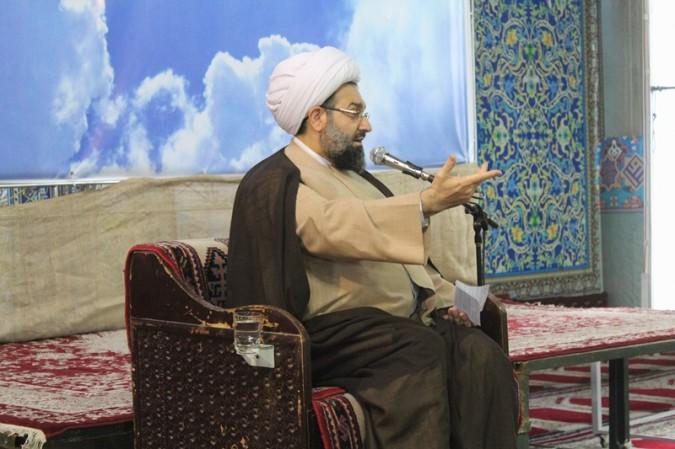 سخنرانی امام جمعه محترم شهریار به مناسبت ایام فاطمیه