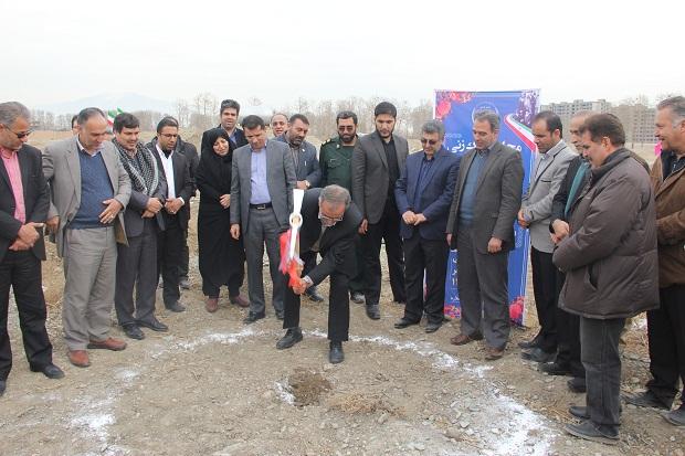 افتتاح و کلنگ زنی چندین پروژه در شهرستان ملارد
