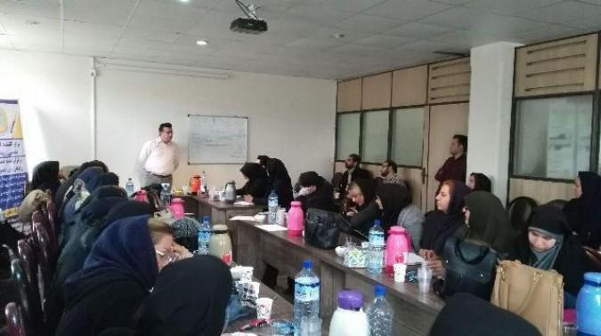 برگزاری کارگاه تخصصی علل و علائم افسردگی در شهرستان ملارد