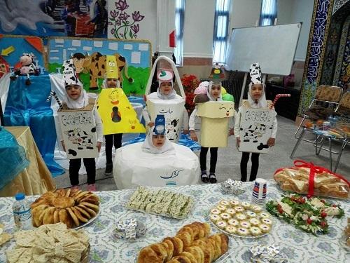 اولین جشنواره ترویج فرهنگ مصرف شیر