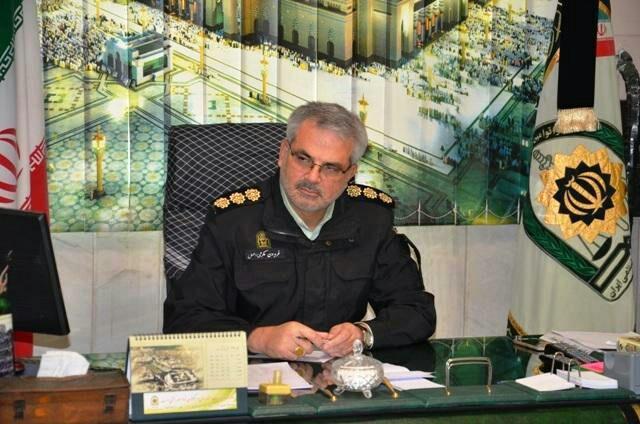 دستگیری 11 سارق با 14فقره انواع سرقت در اجرای طرح ارتقاء امنیت اجتماعی در شهریار