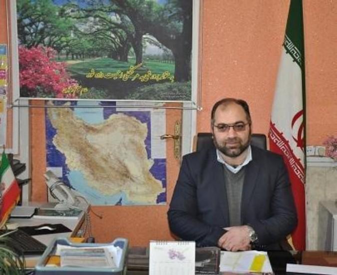 کسب رتبه دوم تیم شنای آموزش وپرورش شهریار درلیگ غرب استان تهران