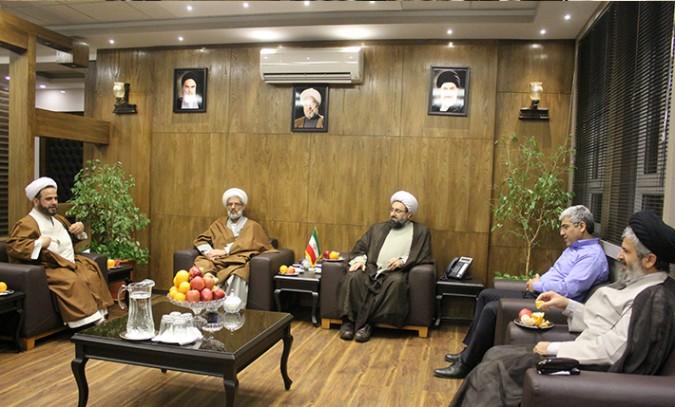 نشست مشترک فرماندار با ائمه جمعه شهرستان شهریار