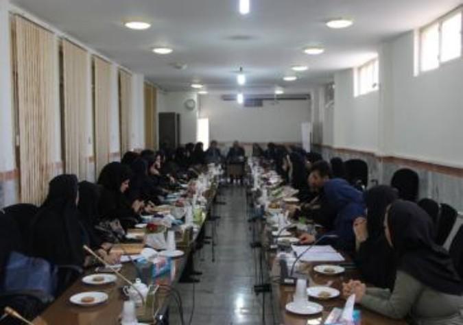 کارگروه امور بانوان شهرستان ملارد کارنامه قابل قبولی دارد