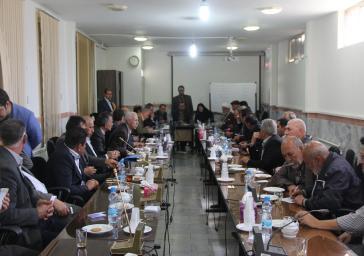 اعضای هیات اجرائی انتخابات شورای های اسلامی بخش مرکزی انتخاب شدند