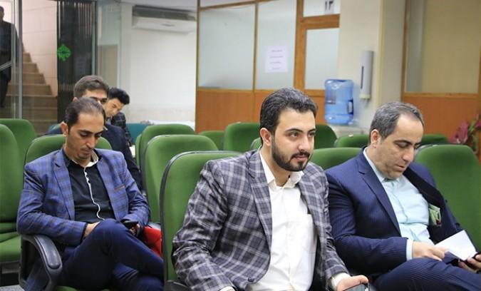 گزارش تصویری روز چهارم ستاد انتخابات شهرستان شهریار