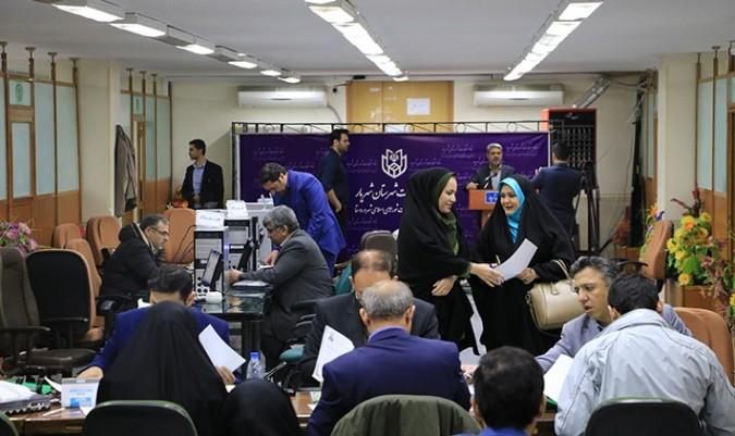 گزارش تصویری روز ششم ستاد انتخابات شهرستان شهریار