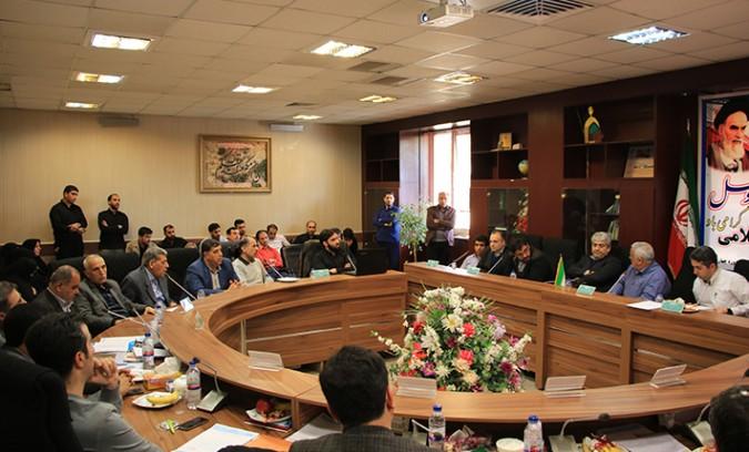جلسه شورای اسلامی شهریار برگزار شد