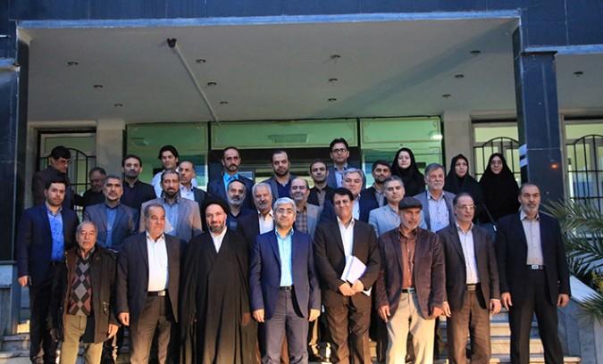 اعضای هیات اجرایی پنجمین دوره انتخابات شورای اسلامی شهرستان شهریار انتخاب شد