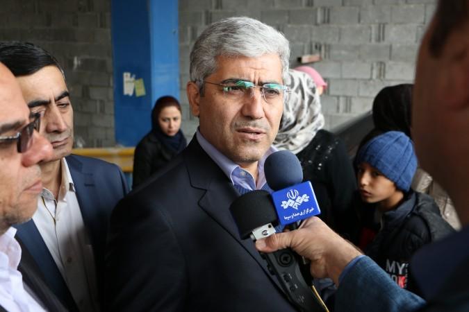 ویدئو مصاحبه فرماندار در نمایشگاه بهاره شهریار