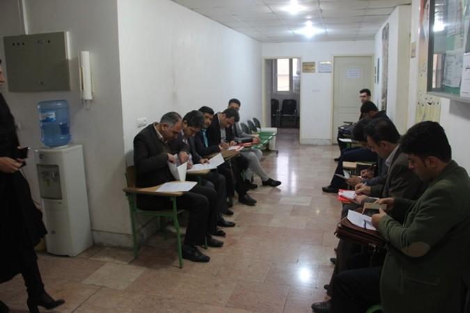 اولین روز ثبت نام داوطلبین شوراهای شهر و روستا شهرستان ملارد