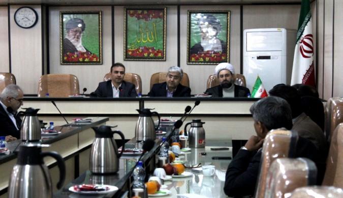 برگزاری جلسه شورای آموزش پرورش شهریار