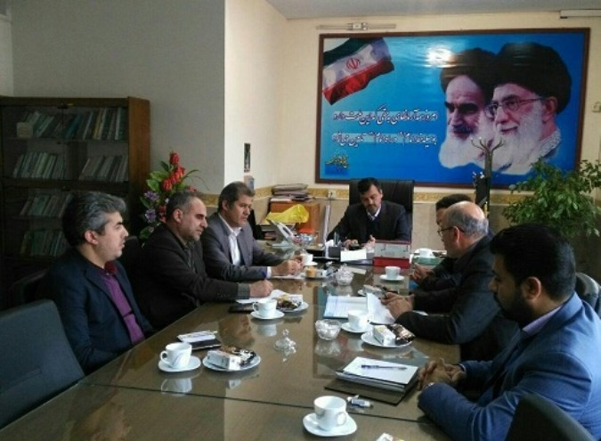 اولین جلسه ستاد اسکان نوروزی آموزش وپرورش شهریار