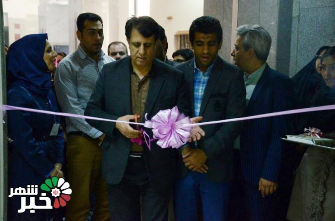 افتتاحیه نمایشگاه هفت سین در فرهنگسرای الغدیر امیریه