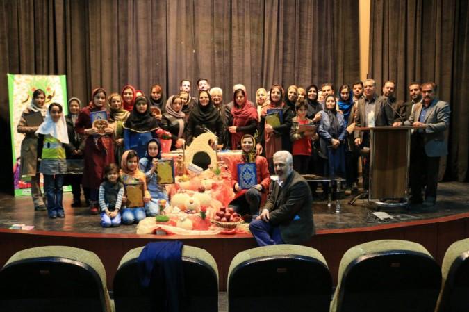 برگزای مراسم تقدیر از هنرجویان انجمن ادبیات داستانی در فرهنگسرای استاد