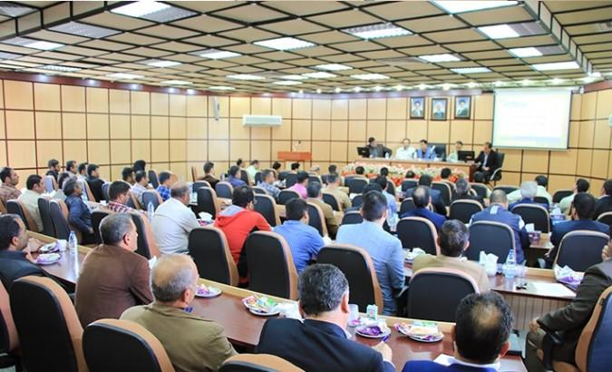 اولین جلسه کمیته امحای ستاد انتخابات شهرستان شهریار برگزار شد