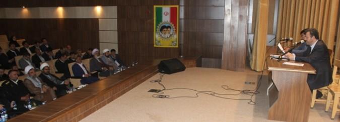 اولین جلسه شورای عمومی شهرستان قدس در سال96