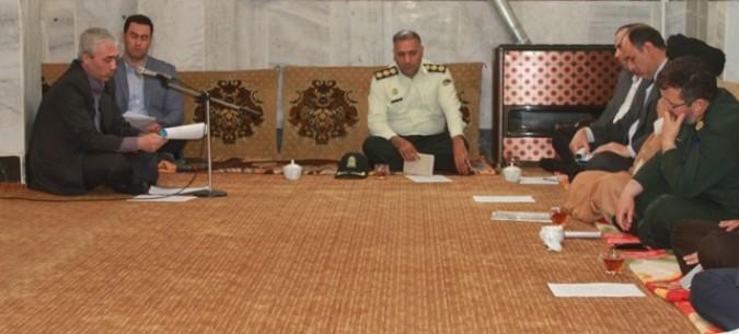 رئیس ستاد انتخابات شهرستان قدس: تاکید رهبر معظم انقلاب در تامین آرامش و امنیت کامل انتخابات