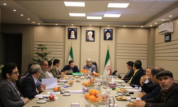 جلسات هیأت نظارت دوازدهمین دوره انتخابات شوراهای اسلامی شهر شهریار