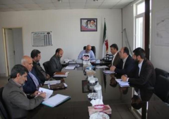 نخستین جلسه کمیته امحاء ستاد انتخابات شهرستان ملارد تشکیل شد