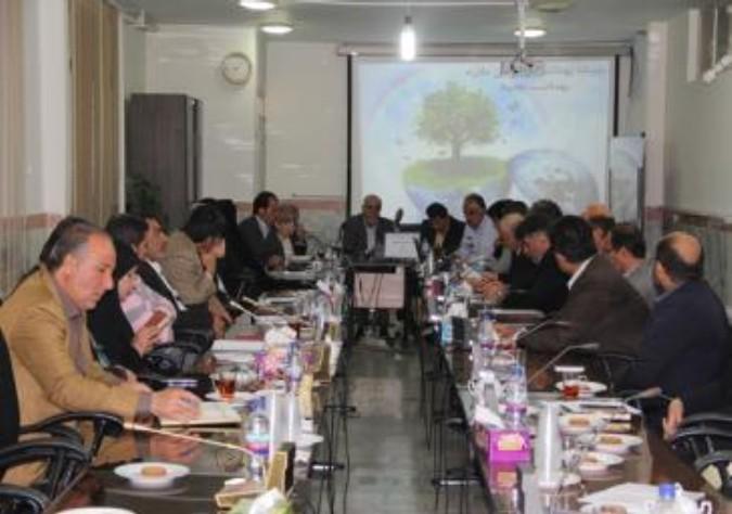 پیگیری مصوبات کارگروه سلامت و امنیت غذایی در اولین نشست این کارگروه در سالجاری