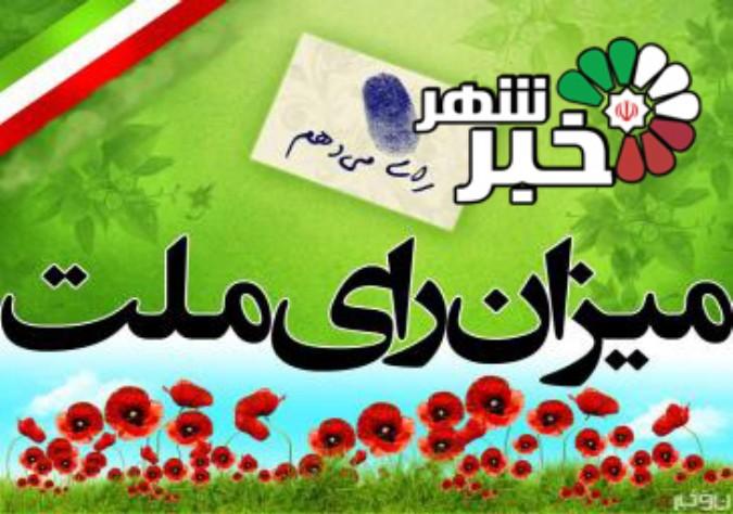 ابلاغ نتایج تائید یا رد صلاحیت نامزدهای انتخابات شوراها در شهرستان ملارد