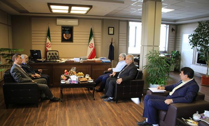 جلسه مشترک هیات اجرایی و نظارت بر انتخابات پنجمین دوره شورای اسلامی شهرستان شهریار