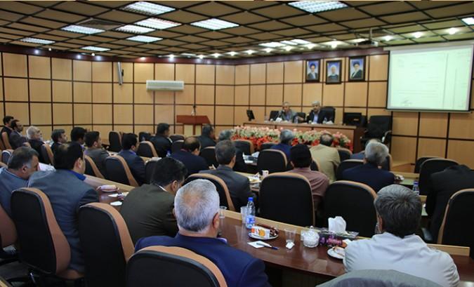 جلسه شورای ترافیک شهرستان شهریار تشکیل شد