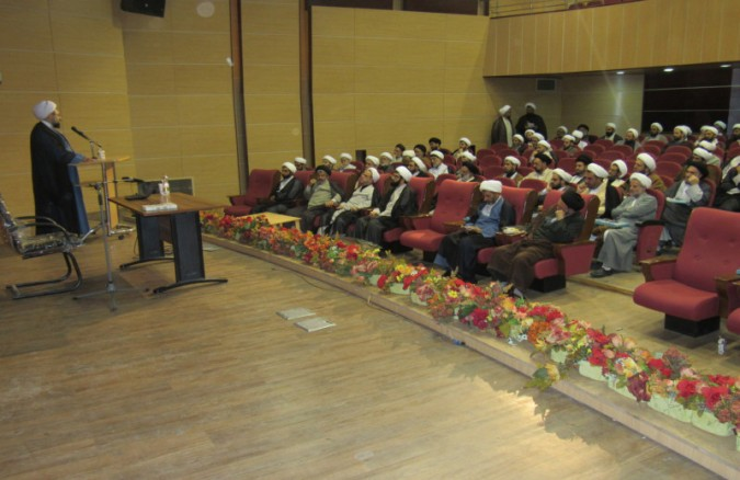 گردهمایی ائمه محترم جمعه وجماعات شهرستان شهریار