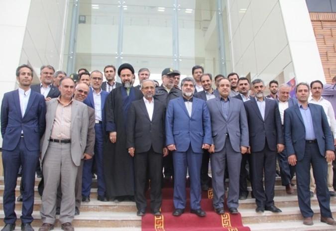 شهرستان ملارد میزبان دکتر نهاوندیان رئیس دفتر ریاست جمهوری و مهندس هاشمی استاندار تهران