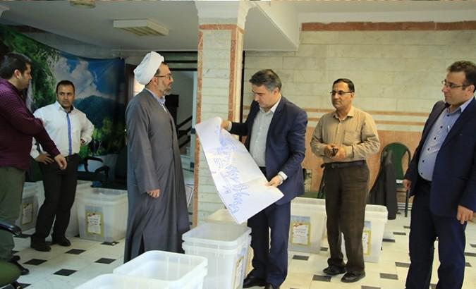آمادگی کامل ستاد انتخابات بخش مرکزی شهرستان شهریار برای برگزاری انتخابات 29 اردیبهشت