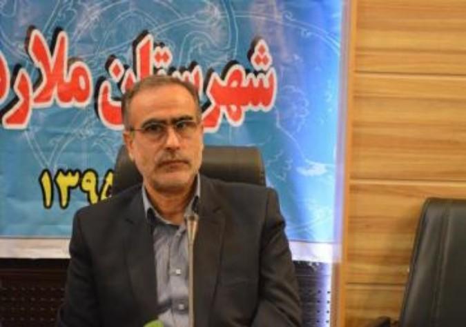 قدردانی فرماندار ملارد از حضور حماسی مردم در انتخابات