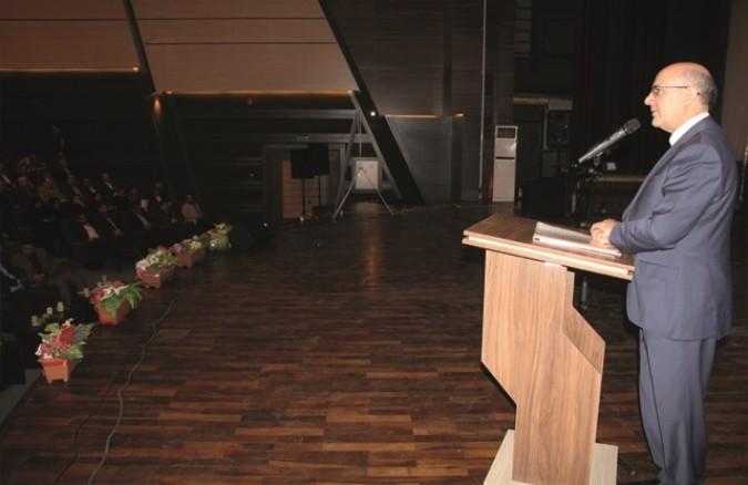 برگزاری همایش شوراهای شهرستان قدس با سخنرانی دکتر چاوشی معاون سیاسی استاندار تهران