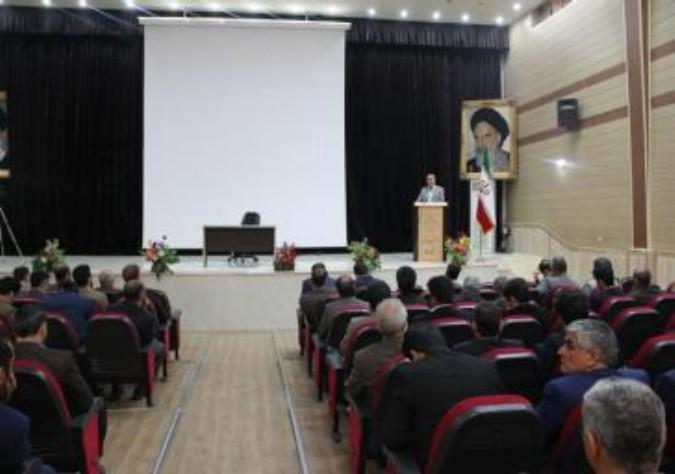همایش توجیهی نامزدهای انتخابات شوراهای شهر و روستا شهرستان ملارد