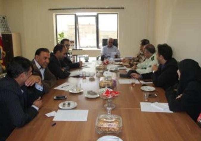 دومین نشست کمیته تبلیغات و اطلاع رسانی ستاد انتخابات شهرستان ملارد