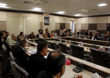 اولین جلسه شورای اداری شهرستان ملارد در سال جدید