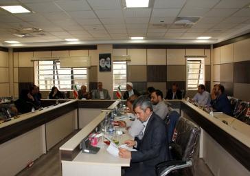 دهمین جلسه مشترک ستاد انتخابات و هیات های نظارت و اجرائی شهرستان ملارد